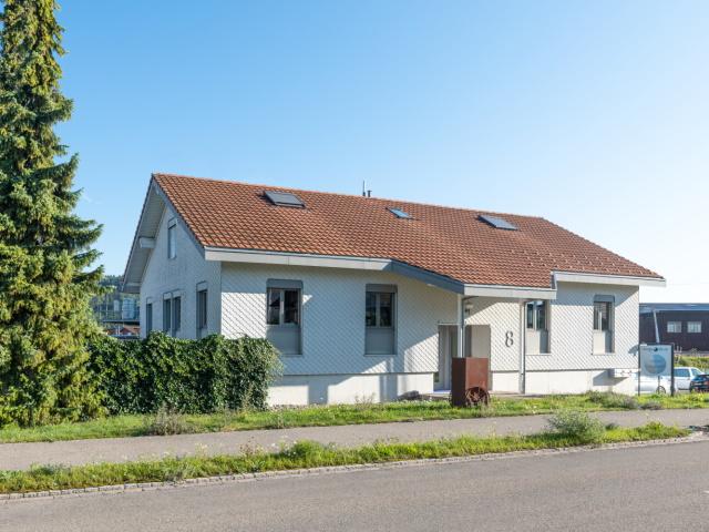 Büro INTECH-ICS AG Wallenwil